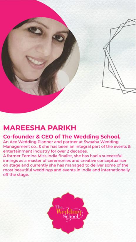 The Wedding School CEO
