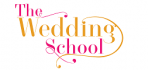 the wedding school logo