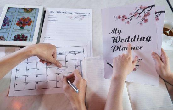 wedding planner duties